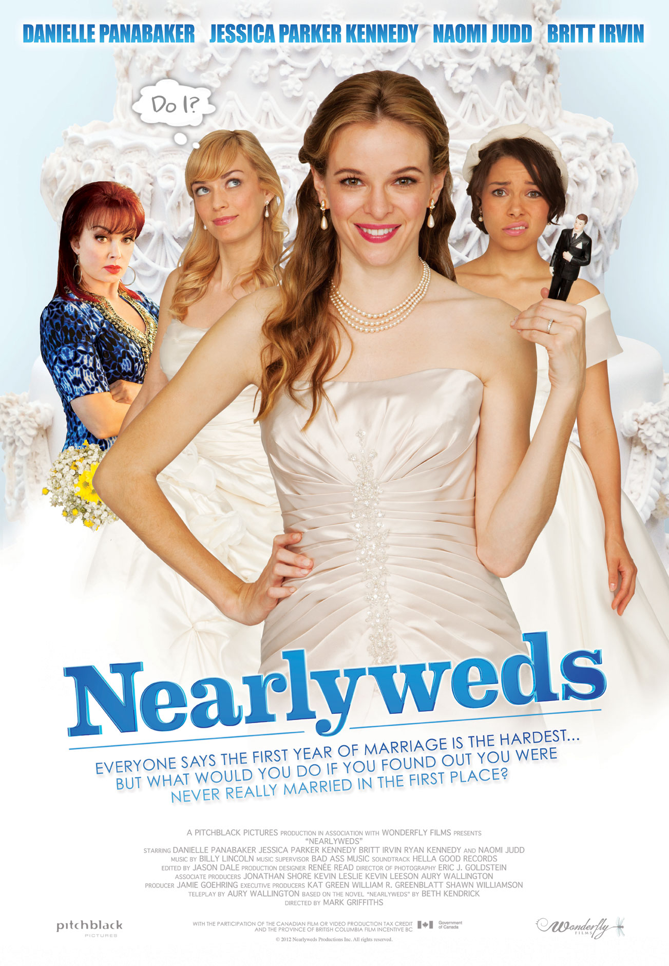 1.Nearlyweds-Poster